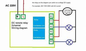 220v 2ch Remote Relay Switch 220v Review And Guide