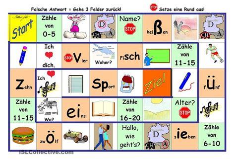 Brettspiel Anfänger Daf  Német  Learn German, Deutsch és German