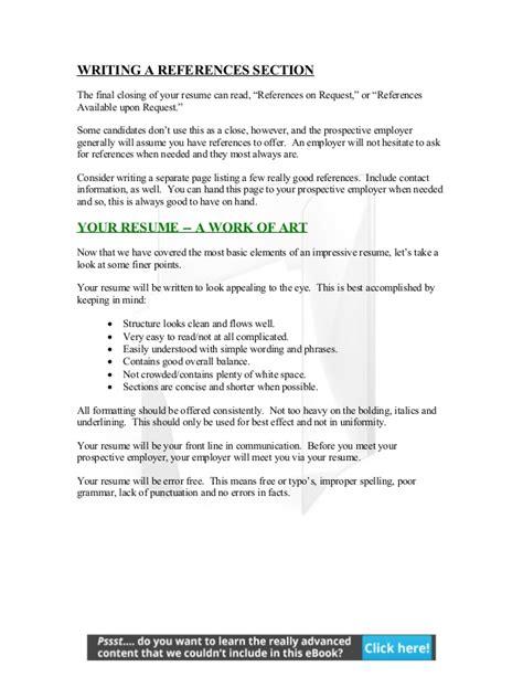 references section of resume hatch urbanskript co