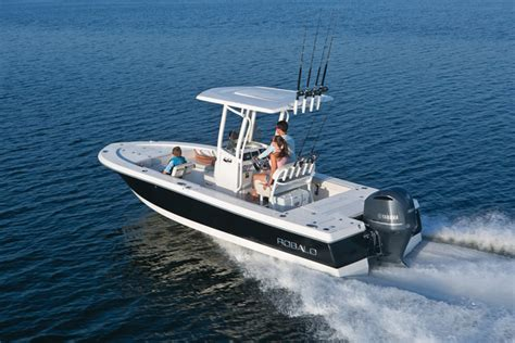 Robalo Boat Show by Robalo 246 Cayman 24 At Fort Lauderdale International