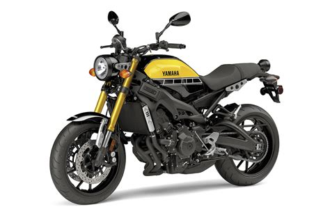 Yamaha Motorcycles : 2016 Yamaha Xsr900 Review