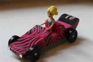 Girl Pinewood Derby Car Ideas