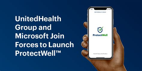unitedhealth group microsoft launches  app