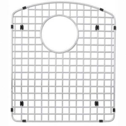 blanco 220 998 stainless steel sink grid fits diamond 1 3