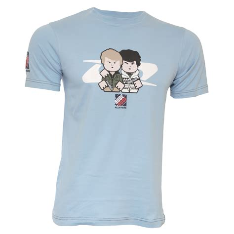 Starsky And Hutch T Shirt - mens sleeved starsky hutch t shirt top ebay