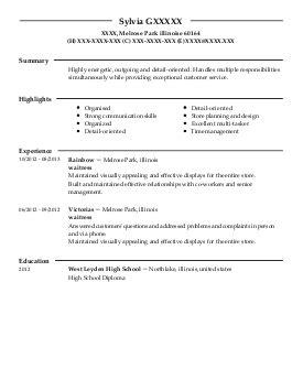 budtender resume resume exles budtender