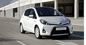 Essai Toyota Yaris Hybride : essai yaris hsd l 39 hybride taill e pour la ville ~ Medecine-chirurgie-esthetiques.com Avis de Voitures