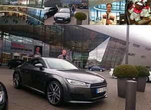 Nouvelle Audi Tt 2015 : livraison nouvelle audi tt l 39 usine automobiles coup s ~ Melissatoandfro.com Idées de Décoration