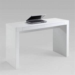 Design Schreibtisch Weiß : retro design schreibtisch star hochglanz wei 2 schubladen 120x50x76cm neu ebay ~ Heinz-duthel.com Haus und Dekorationen
