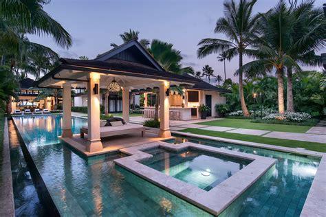hale palekaiko house  paradise custom home magazine