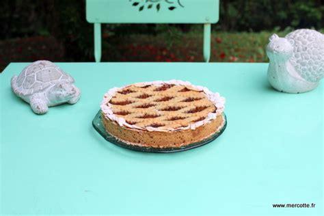 187 tarte 224 l abricot comme une linzer torte la cuisine de mercotte macarons verrines et