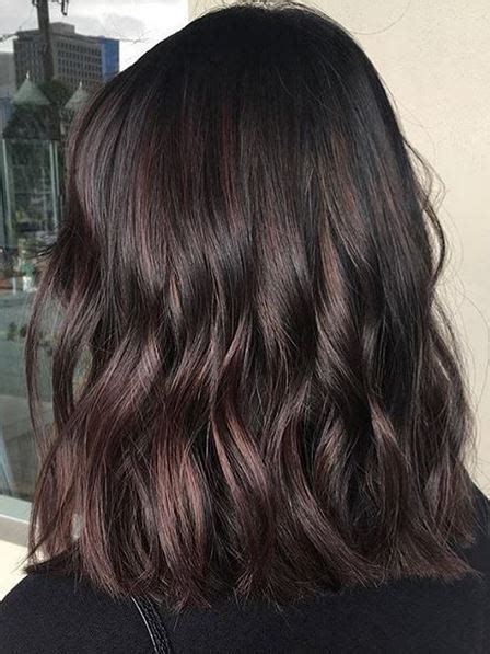 Blackish Brown Hair Color by Mane Interest Page 3 The New Now For Hair