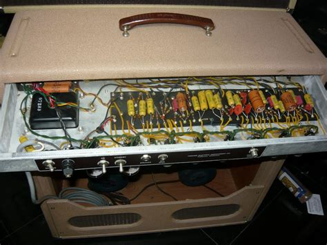 1960 & 1967 Fender Guitar & Amp Price List Booklet
