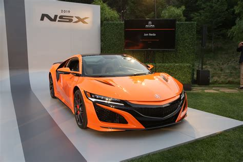 2019 Acura NSX : 2019 Acura Nsx Debuts With More Style And Grip » Autoguide