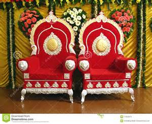 indian wedding decoration indian wedding stage royalty free stock images image
