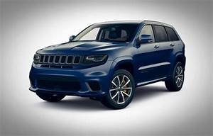 2019 Jeep Grand Cherokee Trailhawk Features