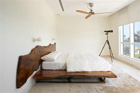 chambre de reve les meubles bois brut la tendence et le style nature sont là archzine fr