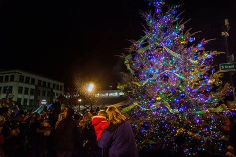 roseville christmas lights city of roseville tree lighting presented by city of roseville community sacramento365