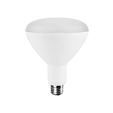 ecosmart 65w equivalent soft white br30 led light bulb 4