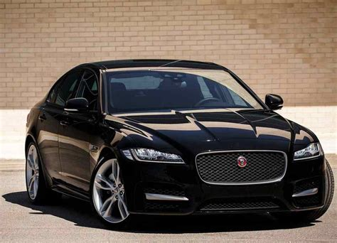 jaguar xf  generation  british