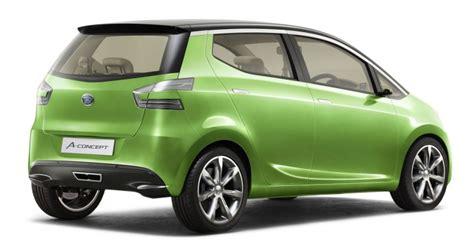 Daihatsu Concept Cars by Daihatsu A Concept Car Design
