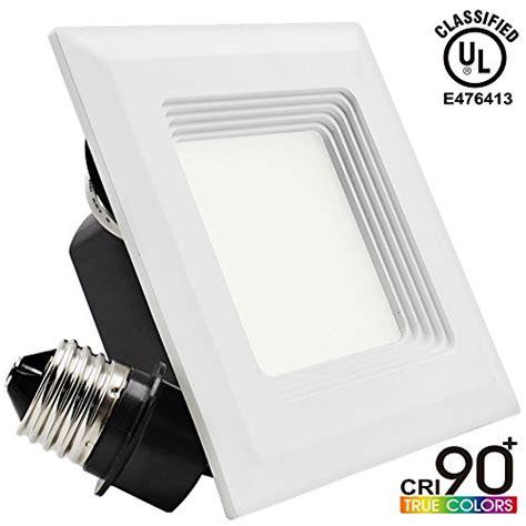 Retrofit LED Recessed Lights Square: Amazon.com