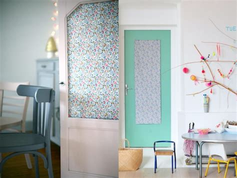 rideaux de chambre adulte 6 idées pour décorer une porte joli place