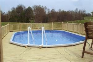 Above Ground Pool Deck Images Above Ground Pool Deck Image Swimming Pool Designs