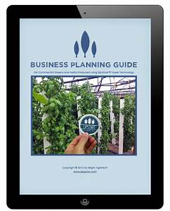 Sale  Business Plan Template For Commercial Hydroponics