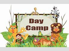 Jungle Theme — Day Camp, SHAC