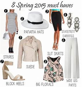 Must Haves Sommer 2015 : 8 spring 2015 must haves call me madie ~ Eleganceandgraceweddings.com Haus und Dekorationen