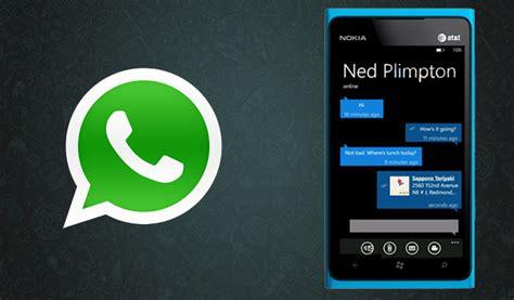 whatsapp 2 12 100 free for windows phone new