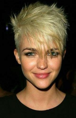 short spikey haircuts  women awesome pixie styles