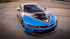 4K Vorsteiner BMW i8 VR E Wallpaper HD Car Wallpapers