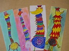 The Elementary Art Room!: Dr. Seuss Creations: Tizzled ...