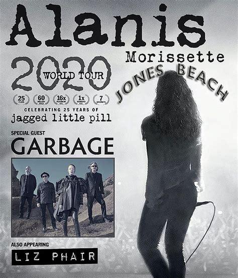 Alanis Morissette - Jagged Little Pill 25th Anniversary Tour
