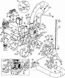 Billy Goat Dl2500s Parts Diagram For Full Assembly