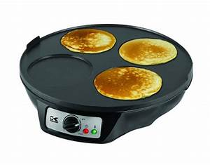 Kalorik Pancake and Crepe Maker- Clickhere2shop