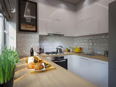 arredare piccola cucina arredare una cucina piccola idee per averla e