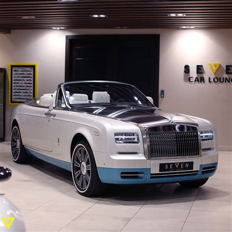 Roll Royce Phantom For Sale by The Last Rolls Royce Phantom Drophead Coupe Is Up For Sale