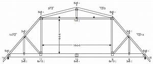 pole barn trusses pole barns direct With 36 foot trusses