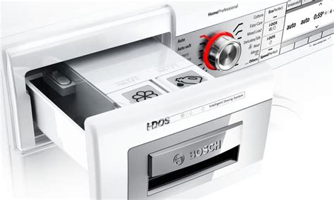 Waschmaschine I Dos by Introducing I Dos From Bosch Hughes