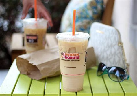 Pick-me-up? Swing By Dunkin' Donuts For This. Stumptown Coffee V60 Italian Dolce Gusto Phoenix Buy Uk Soda Etiquette Art Roasters Seattle
