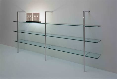 Glass Rack For Shop by Glass Wall Shelf With Iron Rods Club Bar In 2019
