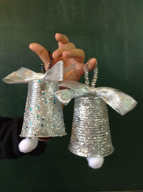 canitas para el 225 rbol de navidad realizadas con vasos