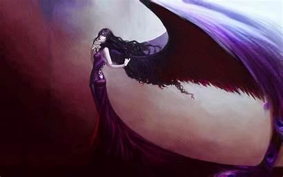 Angel Fallen Angels Wallpapers Desktop Pixelstalk