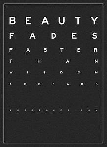 Eye Chart | Vis... Acuity Quotes