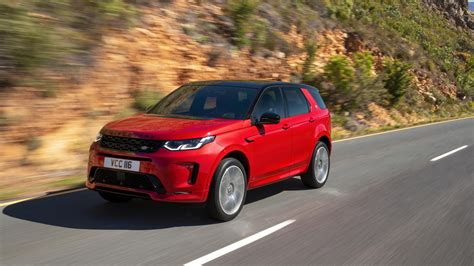 land rover discovery sport announced   volt