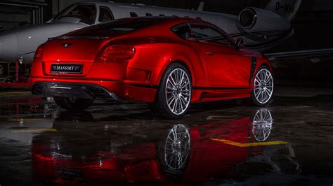 2013 Mansory Bentley Continental Gt Sanguis 2 Wallpaper
