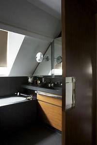 salle de bain sous pente 5m2 idees de design maison et With salle de bain sous pente 5m2